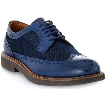 Schoenen Heren Derby Frau SIENA JEANS BLU Blu