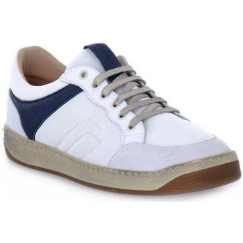 Schoenen Heren Lage sneakers Frau TECNO WHITE Bianco