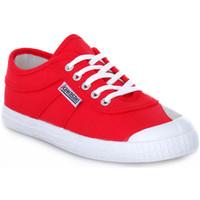 Schoenen Dames Lage sneakers Kawasaki FIERY RED Rosso