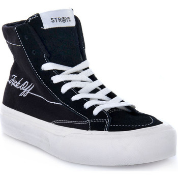 Schoenen Hoge sneakers Straye FO BLACK Nero