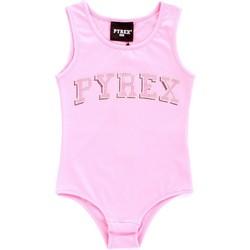 Textiel Meisjes Mouwloze tops Pyrex 024858 Rosa