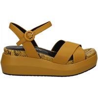 Schoenen Dames Sandalen / Open schoenen Adele Dezotti BORNEO E VITELLO giallo