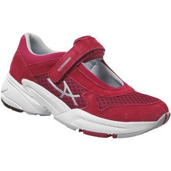 Schoenen Dames Lage sneakers Allrounder by Mephisto Dream Rood