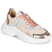 Schoenen Dames Lage sneakers John Galliano 3645 Roze