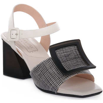 Schoenen Dames Sandalen / Open schoenen Hispanitas PRAGA SAFFIANO Beige
