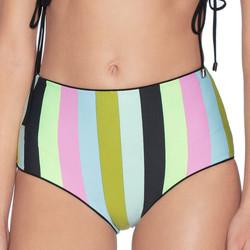 Textiel Dames Bikinibroekjes- en tops Maaji 3172SBC01 001 Zwart