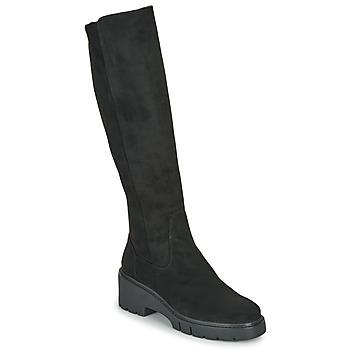 Schoenen Dames Hoge laarzen Unisa JELIZA Zwart