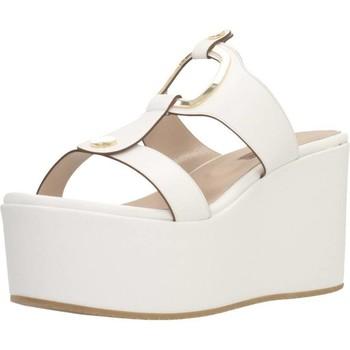 Schoenen Dames Sandalen / Open schoenen Albano 4235 Wit