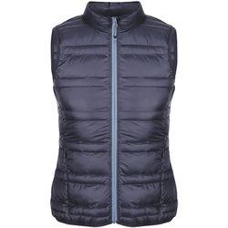Textiel Dames Dons gevoerde jassen Regatta  Marine / Frans Blauw
