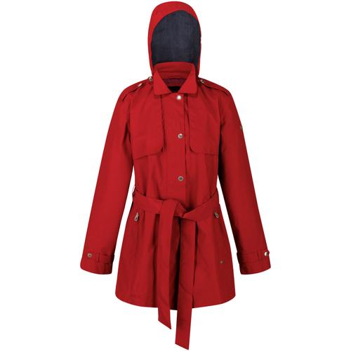 Textiel Dames Windjack Regatta  Rode lucht