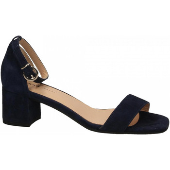 Schoenen Dames Sandalen / Open schoenen Frau CAMOSCIO navy