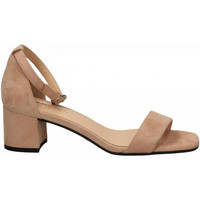 Schoenen Dames Sandalen / Open schoenen Frau CAMOSCIO nude
