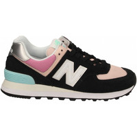 Schoenen Dames Lage sneakers New Balance NB LIFESTYLE SUEDE/MESH blue