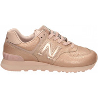 Schoenen Dames Lage sneakers New Balance NB LIFESTYLE LEATHER/ PERF. LEATHER pink