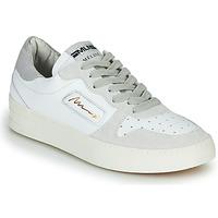 Schoenen Dames Lage sneakers Meline STRA-A-1060 Wit / Beige