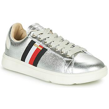 Schoenen Dames Lage sneakers Superdry VINTAGE TENNIS TRAINER Zilver