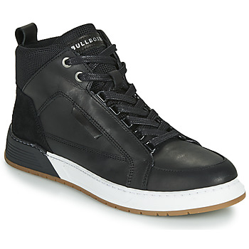 Schoenen Jongens Hoge sneakers Bullboxer AOF500E6L-BLCK Zwart