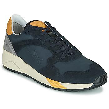 Schoenen Heren Lage sneakers Allrounder by Mephisto SPLIFF Zwart