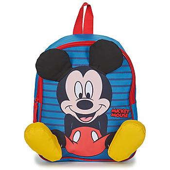 Tassen Jongens Rugzakken Disney BACKPACK MICKEY Multicolour