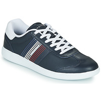 Schoenen Heren Lage sneakers Tommy Hilfiger ESSENTIAL CORPORATE CUPSOLE Blauw / Wit / Rood