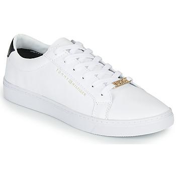 Schoenen Dames Lage sneakers Tommy Hilfiger CUPSOLE SNEAKER Wit
