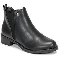 Schoenen Dames Laarzen Les Petites Bombes AKINA Zwart