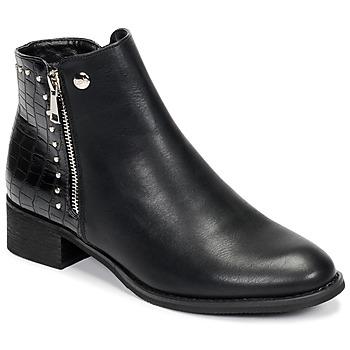 Schoenen Dames Laarzen Les Petites Bombes ALINE Zwart