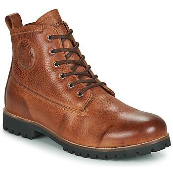 Schoenen Heren Laarzen Blackstone OM60 Bruin