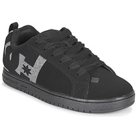 Schoenen Heren Skateschoenen DC Shoes COURT GRAFFIK Zwart / Grijs