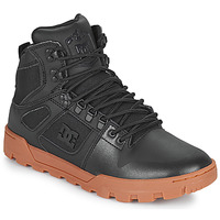 Schoenen Heren Hoge sneakers DC Shoes PURE HIGH TOP WR BOOT Zwart