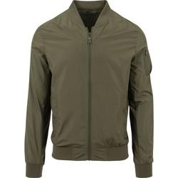 Textiel Wind jackets Build Your Brand BY045 Olijf