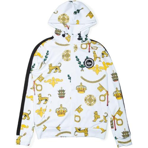 Textiel Heren Sweaters / Sweatshirts Hype  Wit/Goud