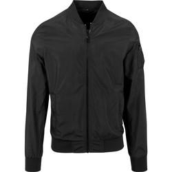 Textiel Wind jackets Build Your Brand BY045 Zwart