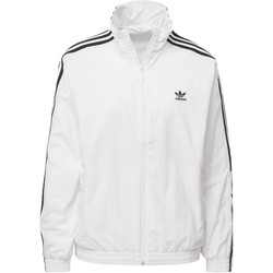 Textiel Dames Trainings jassen adidas Originals Trainingsjack Wit