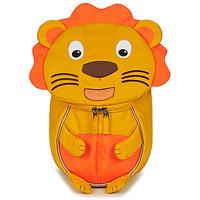 Tassen Kinderen Rugzakken Affenzahn LENA LION Oranje