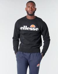 Textiel Heren Sweaters / Sweatshirts Ellesse SL SUCCISO Zwart