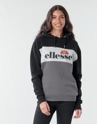Textiel Dames Sweaters / Sweatshirts Ellesse LASSANDRA Zwart