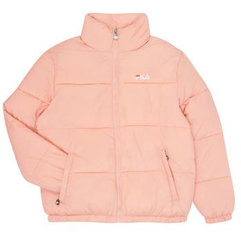 Textiel Meisjes Dons gevoerde jassen Fila STORM Roze