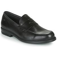 Schoenen Heren Mocassins Fluchos SIMON Zwart