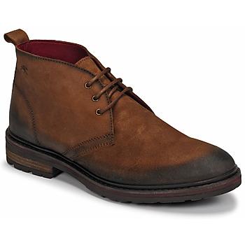 Schoenen Heren Laarzen Fluchos OWEN Bruin