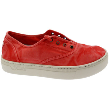 Schoenen Dames Lage sneakers Natural World NAW6112E652ro rosso