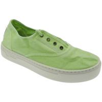 Schoenen Dames Tennis Natural World NAW6112E641bu verde