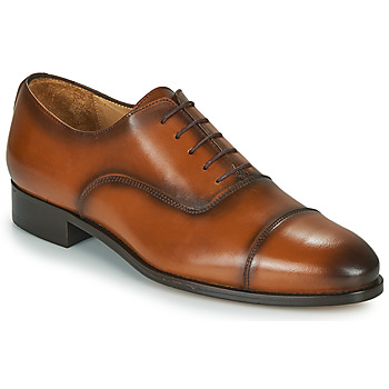 Schoenen Heren Derby Brett & Sons SUZINE Bruin