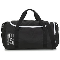 Tassen Sporttas Emporio Armani EA7 TRAIN CORE U GYM BAG SMALL Zwart / Wit