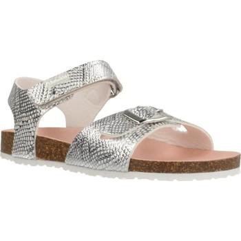 Schoenen Meisjes Sandalen / Open schoenen Pablosky 483650 Zilver