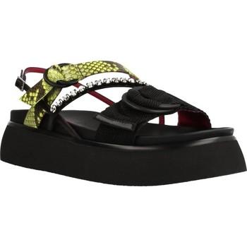 Schoenen Dames Sandalen / Open schoenen 181 ORIGANO Zwart