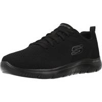 Schoenen Heren Lage sneakers Skechers SUMMITS-BRISBANE Zwart