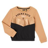 Textiel Meisjes Sweaters / Sweatshirts Ikks XR15012 Bruin