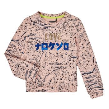 Textiel Meisjes Sweaters / Sweatshirts Ikks XR15022 Roze
