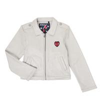 Textiel Meisjes Vesten / Cardigans Ikks XR17032 Grijs